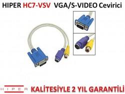 HIPER HC7-VSV VGA/S-VIDEO ÇEVİRİCİ